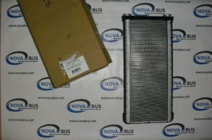 8980485080 - Радиатор отопителя (печки) 4HK1