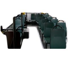 Внутренняя отделка, эмблемы, наклейки, сидения, зеркала ISUZU